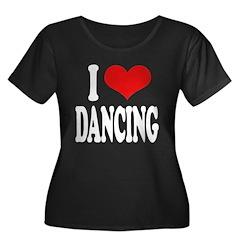 I Love Dancing T