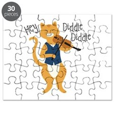 Hey Diddle Diddle Puzzle