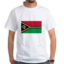 Vanuatuan Flag Shirt