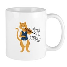 The Cat & The Fiddle Mugs