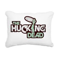 Hucking Dead Hand Rectangular Canvas Pillow