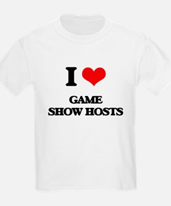 I Love Game Show Hosts T-Shirt
