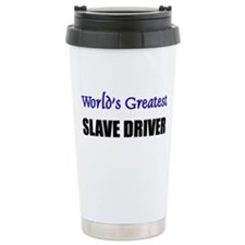 Cool Black radio Travel Mug