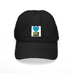 LOVE WATER SPORTS Black Cap