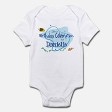 Celebration for Danielle (fis Infant Bodysuit