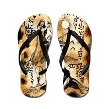 Season of the Witch Flip Flops