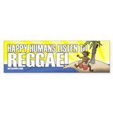 Reggea Bumper Stickers