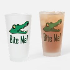 Cool Gators Drinking Glass