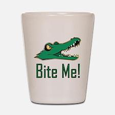 Unique Gators t Shot Glass