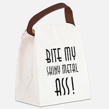 bender apron Canvas Lunch Bag