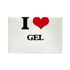 I Love Gel Magnets