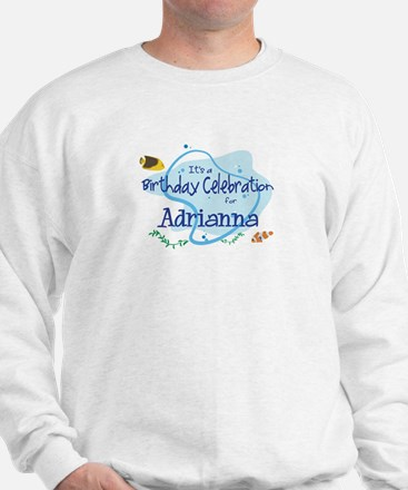 Celebration for Adrianna (fis Sweater