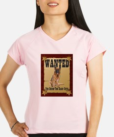 Wanted Poster Belgian Tervure Performance Dry T-Sh
