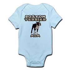 Boston Terrier Mom Onesie