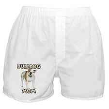 Bulldog Mom Boxer Shorts