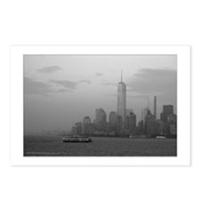 Freedom tower from the Fe Postcards (Package of 8)