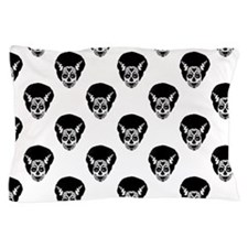 Day of The Dead Bride Pillow Case