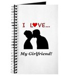 I Love My Girlfriend Journal