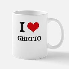I Love Ghetto Mugs