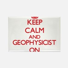 Keep Calm and Geophysicist ON Magnets