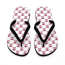 Dirty Girly Flip Flops