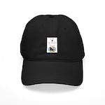 love my boston terriers Black Cap