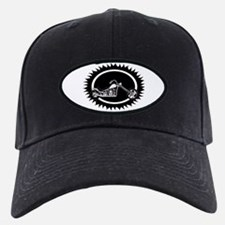 biker look Baseball Hat