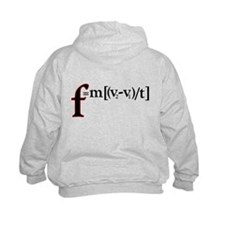 Physics of Martial Arts Hoodie
