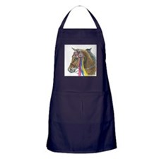 Morgan English Pleasure II Apron (dark)