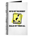 Biggest Balls Bowling Journal