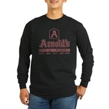 Arnolds Drive In Long Sleeve T-Shirt