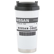 Unique Turbo Stainless Steel Travel Mug