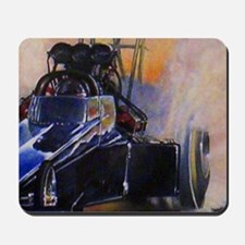 Auto Racing Mousepad