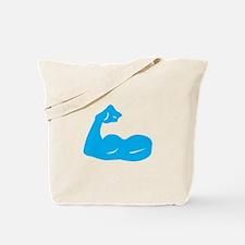 Bicep Flex Tote Bag