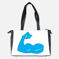 Bicep Flex Diaper Bag