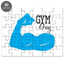 Gym Guy Puzzle