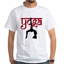 Yoga One-Legged Bridge Pose Shirt