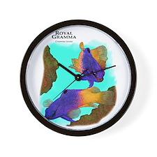 Royal Grammas Wall Clock