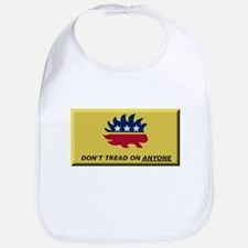 Don't Tread On Anyone Bib