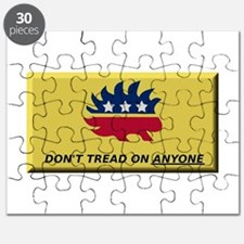 Don't Tread On Anyone Puzzle