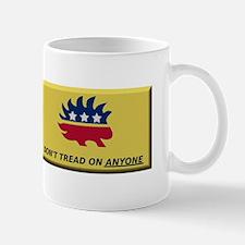 Don't Tread On Anyone Mugs