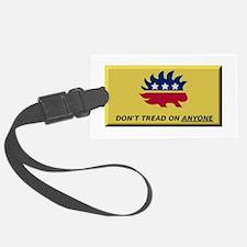 Don't Tread On Anyone Luggage Tag