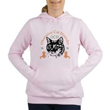 Obsessive Cat Disorder Women's Hooded Sweatshirt