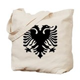 Albanian Canvas Tote Bag