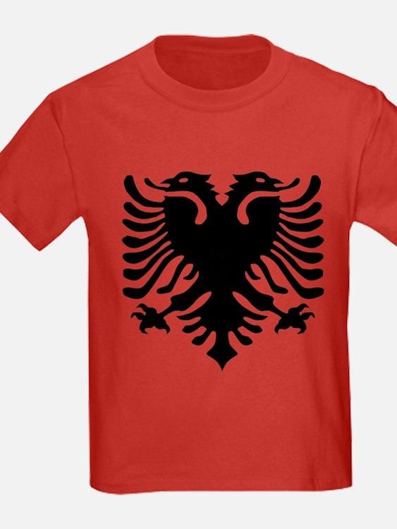Albanian Eagle Emblem T