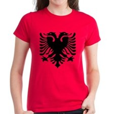 Albanian Eagle Emblem Tee