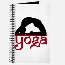 Yoga Bridge / Spinal Lift Pose Journal