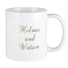Holmes And Watson Mug Mugs