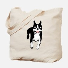 Those Crazy Bostons Tote Bag