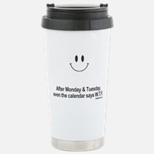 Obama sayings Travel Mug